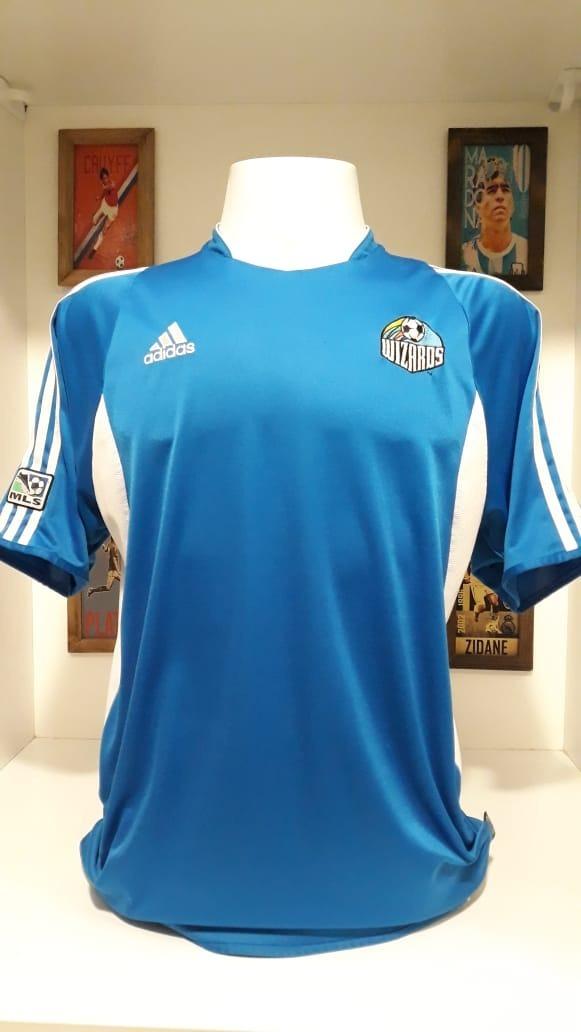 purchase cheap f33ec 19553 Camisa Futebol Sporting Kansas City Wizards
