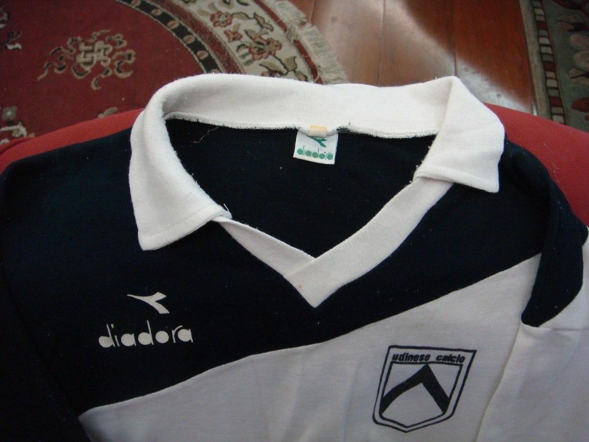 camisa futebol udinese itália zico diadora antiga 992. Carregando zoom. 99aeebb9ee7de