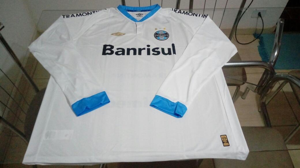 camisa futebol umbro time grêmio porto alegre brasil oficial. Carregando  zoom. b4c685f7e4687
