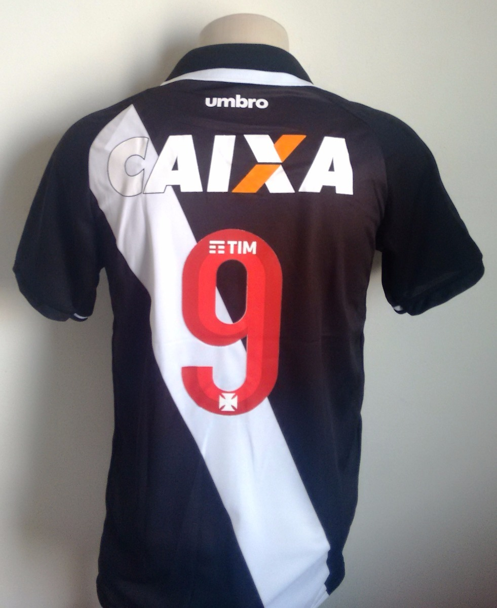 Camisa Futebol Vasco Da Gama Away 2017 18 - R  60 117fc64d8f471