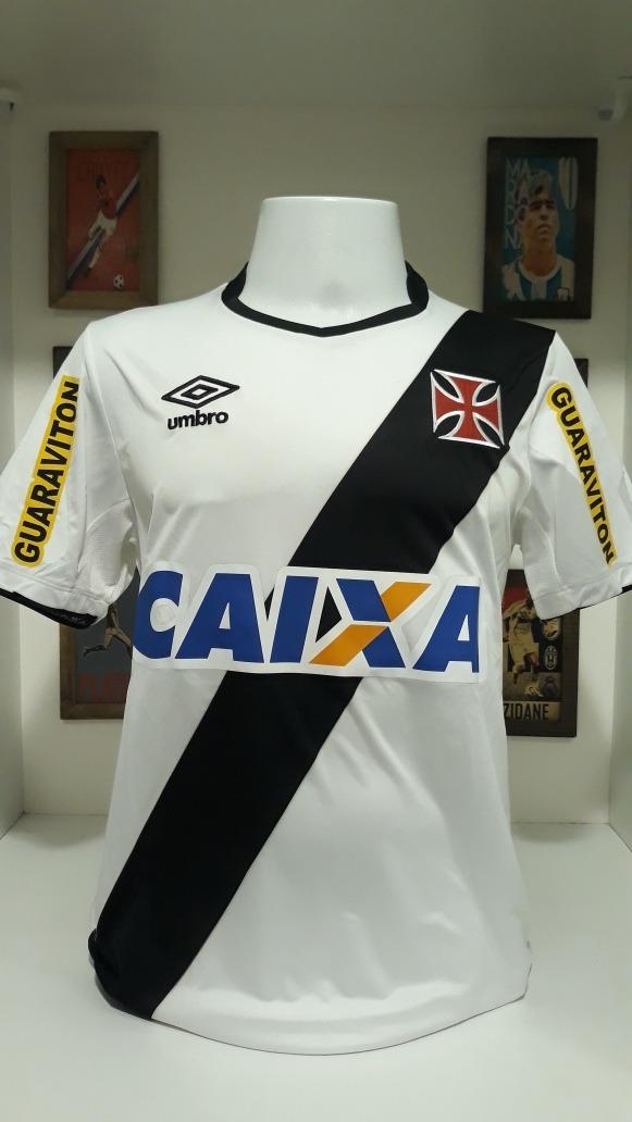 86f3f486ad Camisa Futebol Vasco Da Gama Sete - R  275