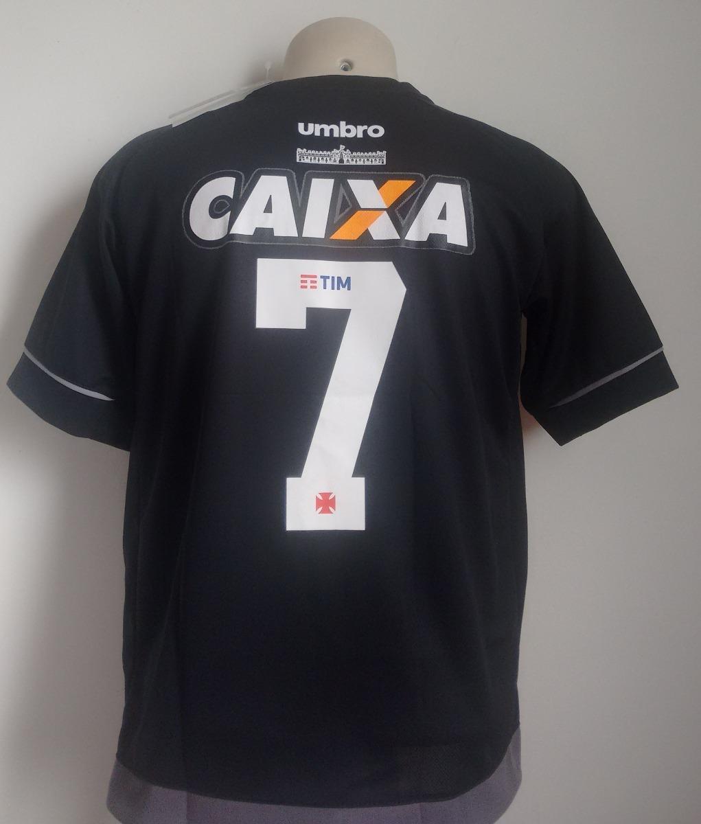 camisa futebol vasco da gama third 2017 18. Carregando zoom. 0fe5585bfa11a