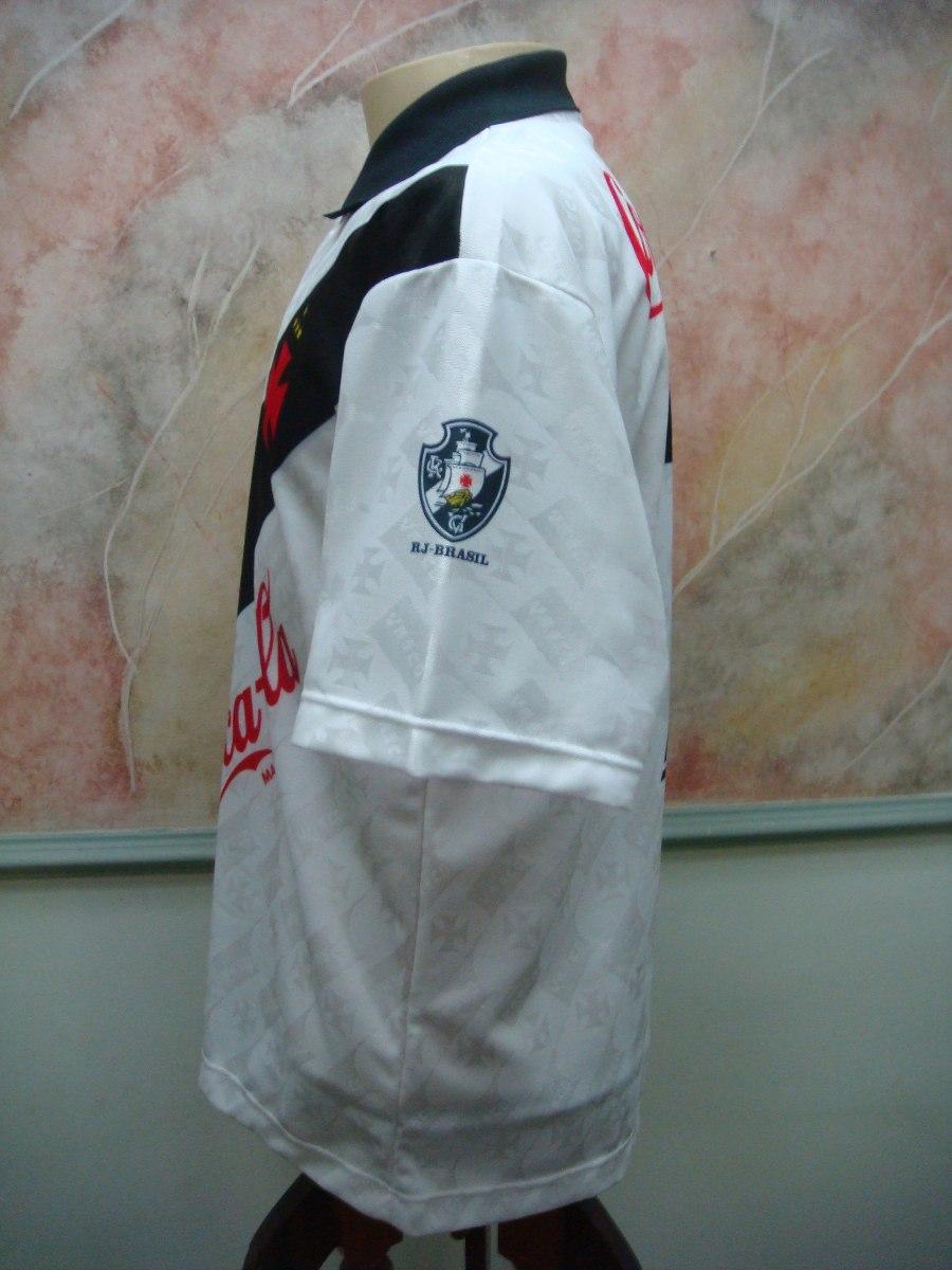 camisa futebol vasco rio janeiro rj finta antiga 1564. Carregando zoom. b27e7353d3c73