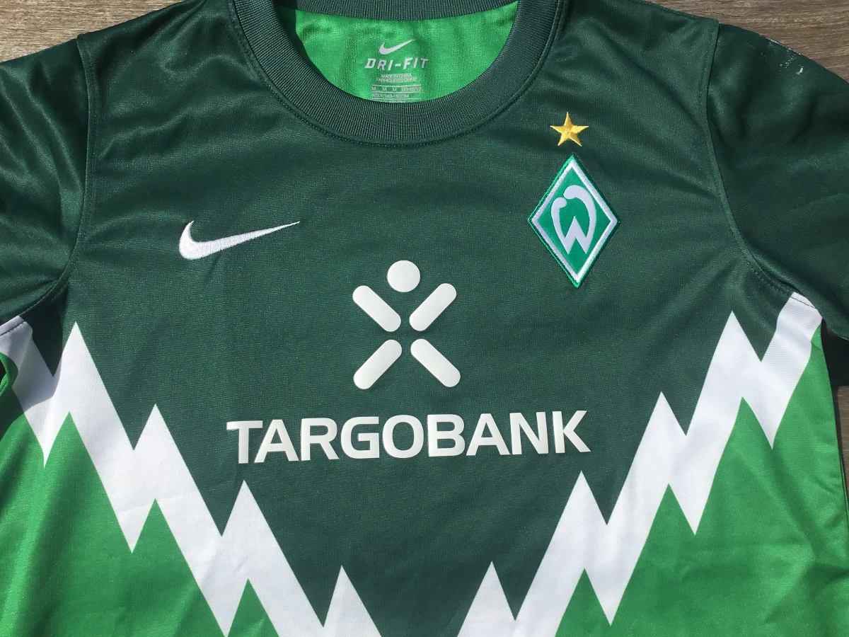 1386d77fe61fd Camisa Nike Futebol Werder Bremen Alemanha Original Kids - R  59