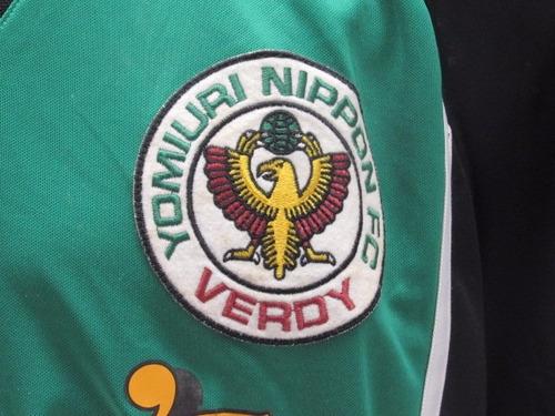 camisa futebol yomuri nippon fc verdy toquio j league japão