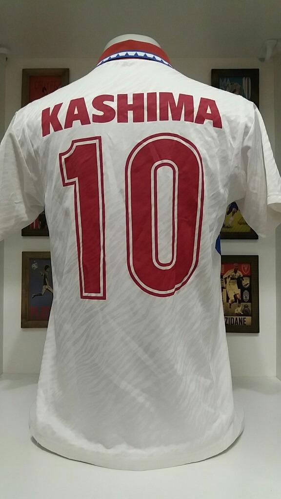 camisa futebol zico kashima antlers flamengo original. Carregando zoom. 0d95306ea32c4