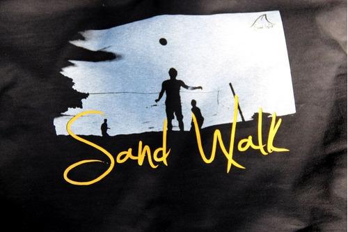 camisa futevolei sand walk