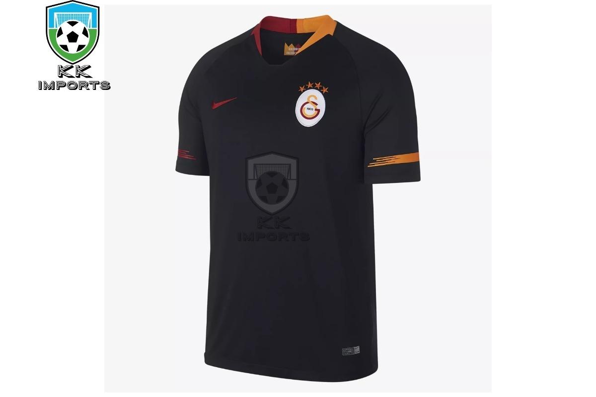 camisa galatasaray 2018 2019 uniforme 2. Carregando zoom. 8e5fc32b679b2