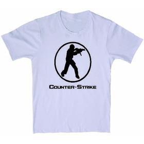 Camisa Games- Counter Strike