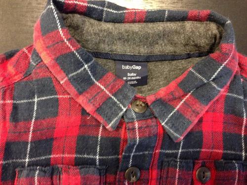 camisa gap importada de usa