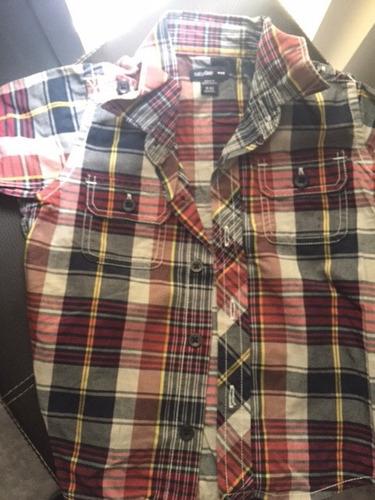 camisa gap niño