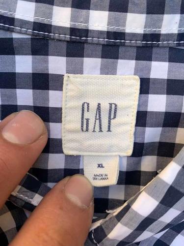 camisa gap xl