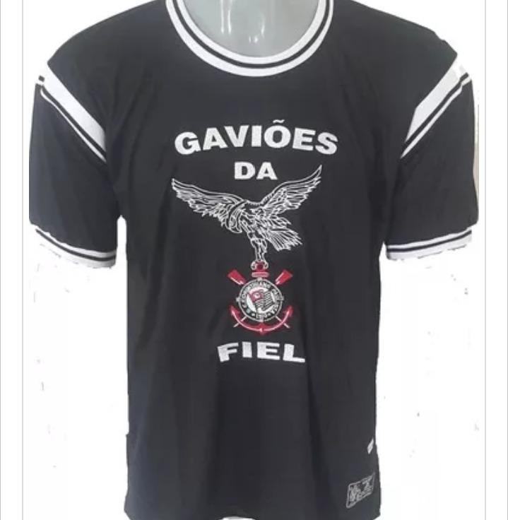 Camisa Gaviões Da Fiel - Oficial 2018 - R  245 a2a8af2e5c18e