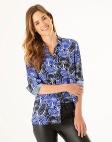 2be9fcd2fcf7 Camisa Gef Manga Larga Para Mujer Ropa Mujer Blusas Dama