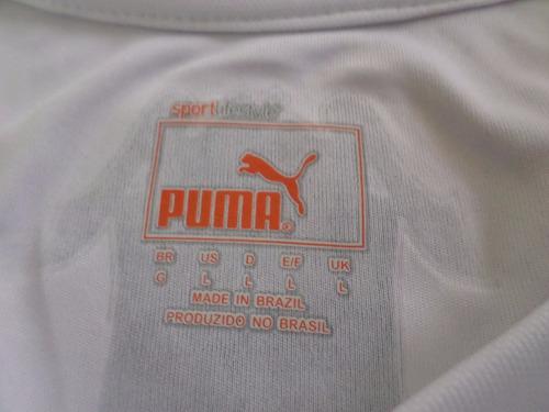 camisa  goiás  branca  jogo   numero  2     tamanho   g
