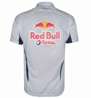 Camisa Gola Polo F1 Fórmula 1 Red Bull Corrida Promoção - R  54 b6e45f15671