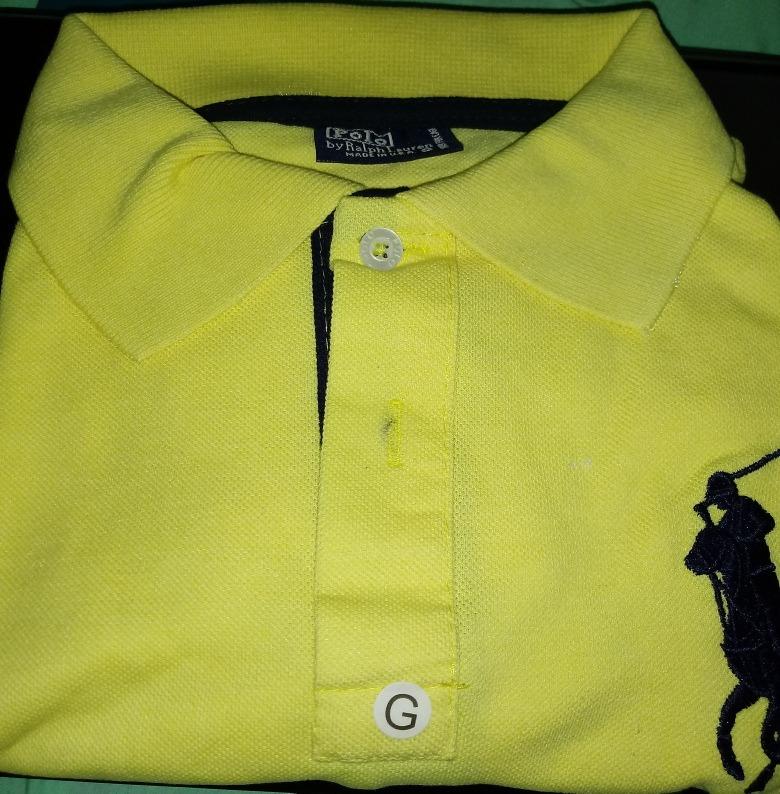 Camisa Gola Polo Feminina - Diversas Marcas - R  35 c12d92a7e01f7