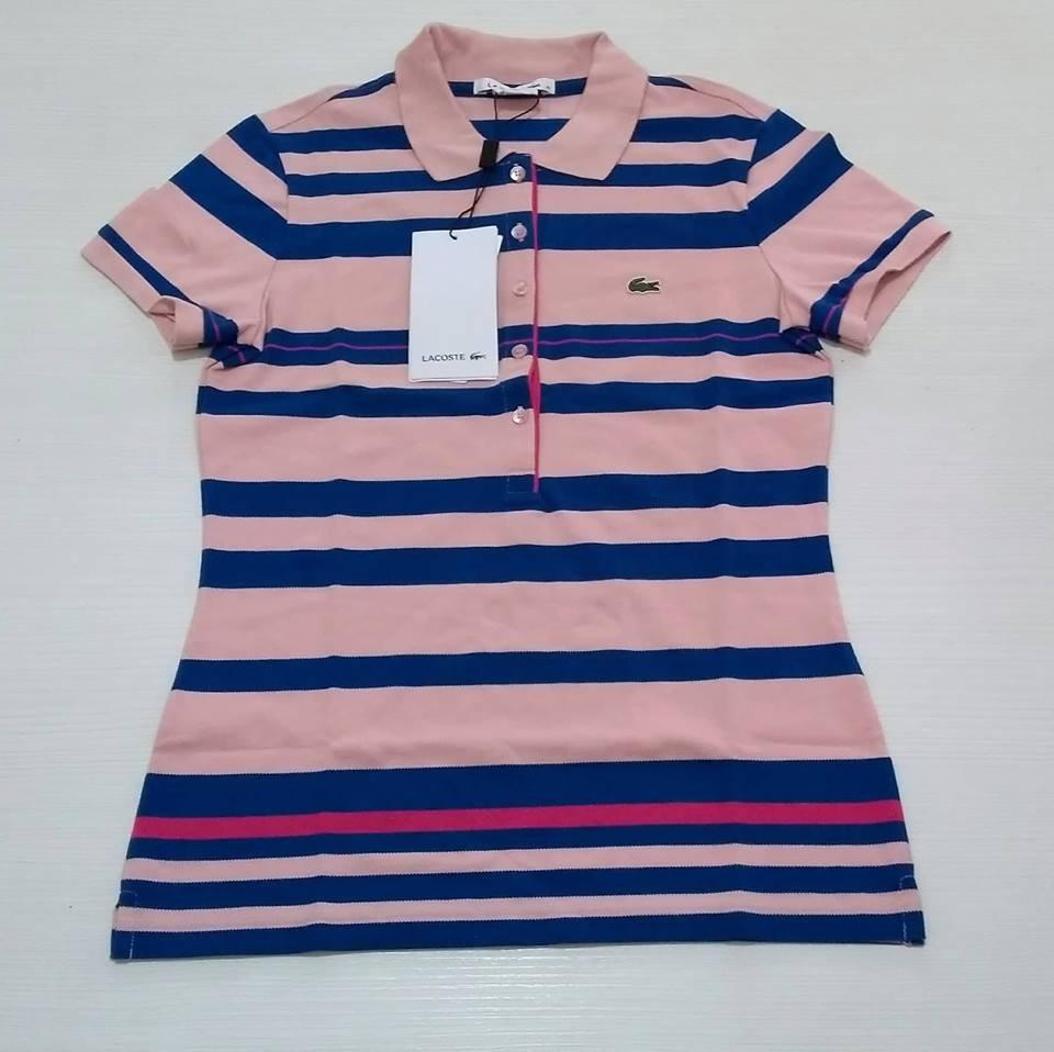 2e4b0fcd4366d camisa gola polo feminina lacoste original. Carregando zoom.