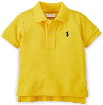 0c13f2304d272 Camisa Gola Polo Infantil Polo Ralph Lauren Original