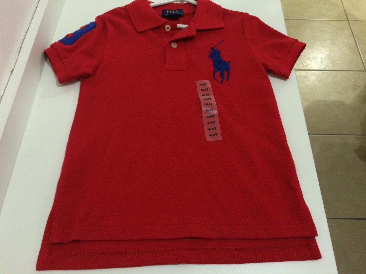81f67c1e18 camisa gola polo infantil ralph lauren big poney original. Carregando zoom.