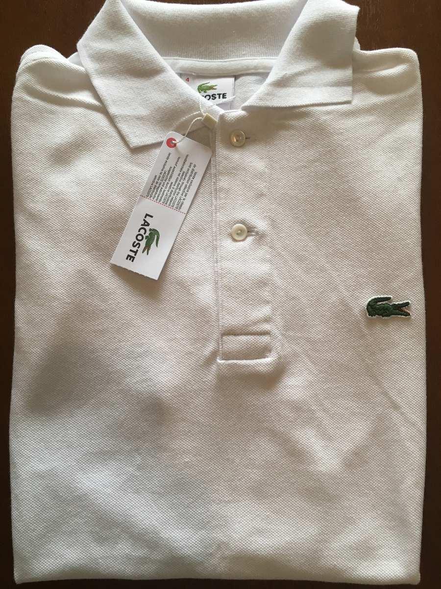 Camisa Gola Polo Lacoste - R  120,00 em Mercado Livre e2915a4ef6