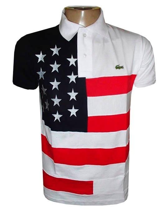 1897a35bde Camisa Gola Polo Marca Famosa Estados Unidos Usa Revenda - R  34