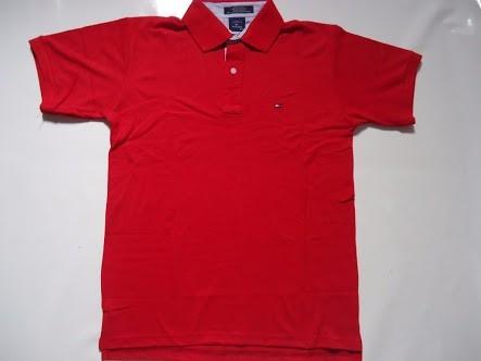 a326186daf7b0 Camisa Gola Polo Marca Tommy - R  26