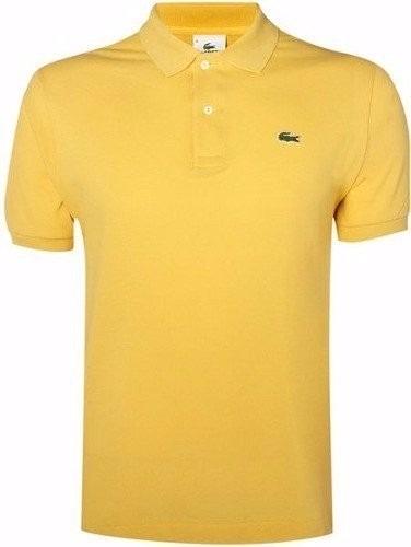 Camisa Gola Polo Masculina Lacoste Primeira-linha Tamanho M - R  129 ... 896019d862