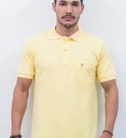 851fdccdc8 (m) Maravilhosa Camisa Polo Play Amarela Gola Polo Tamanho M - Pólos Manga  Curta Laranja no Mercado Livre Brasil