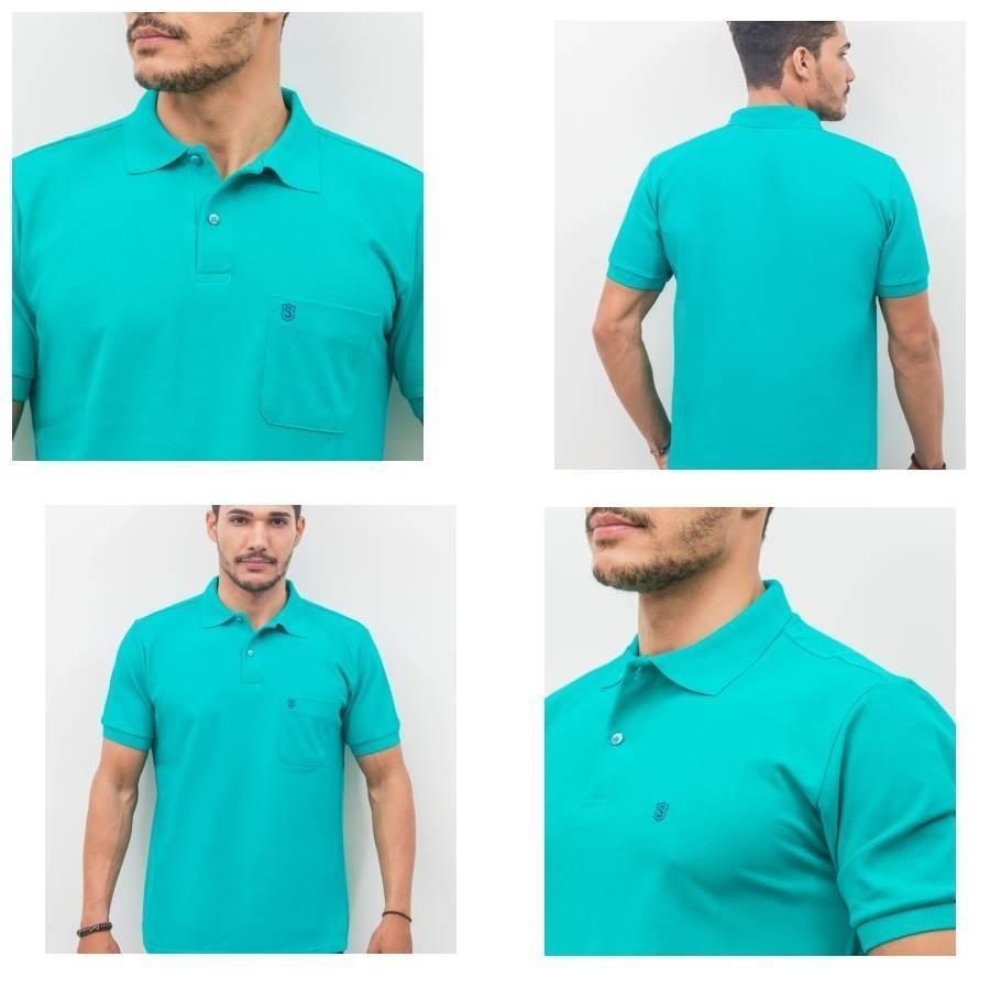 f02064a210 camisa gola polo masculina promoção melhor preço    camisas. Carregando  zoom.