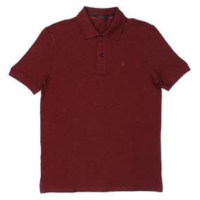 8a5eb299de Camisa Polo Vinho - Pólos Manga Curta Masculinas no Mercado Livre Brasil