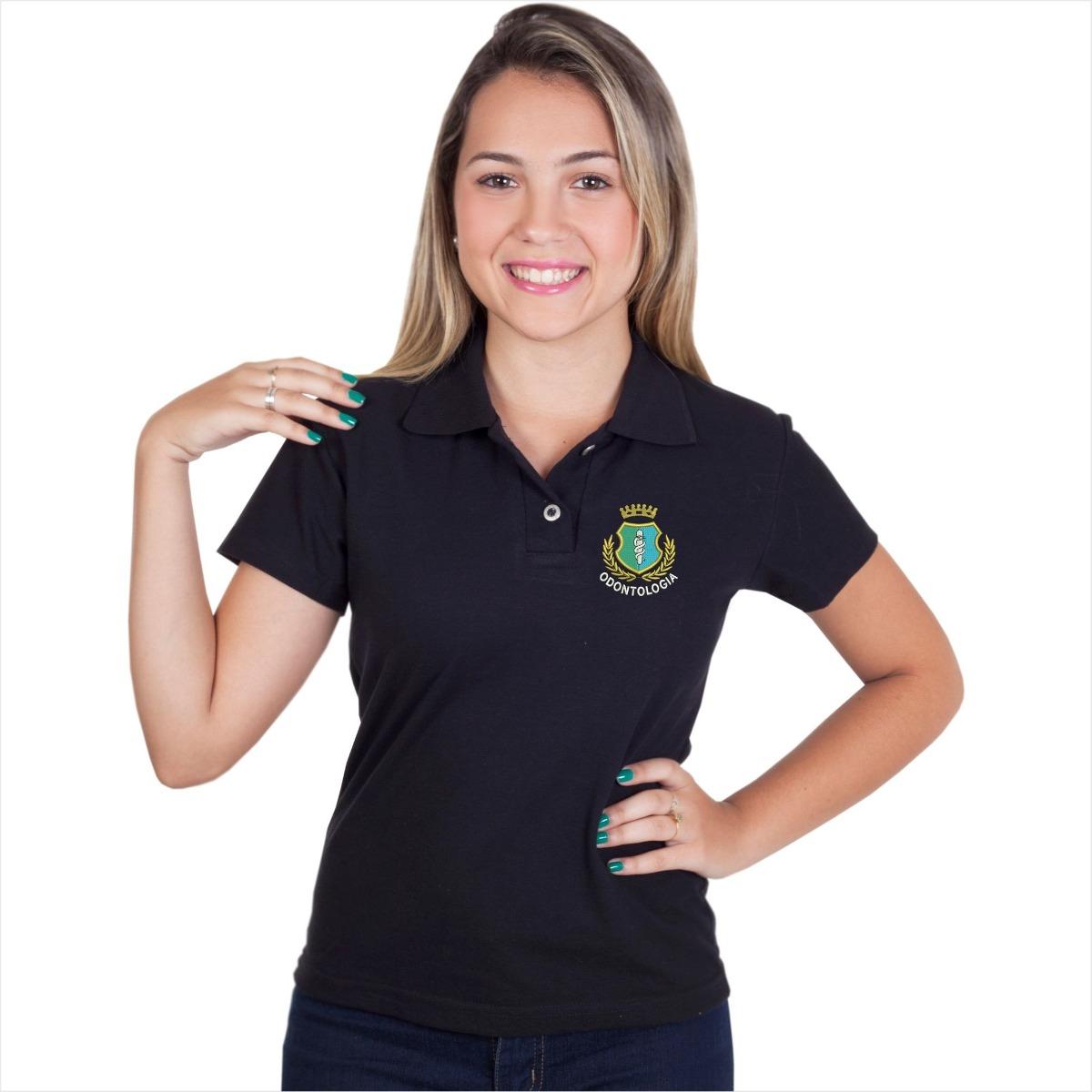 Camisa Gola Polo Odontologia - 7 5b658c905e5d4