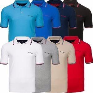 Camisa Gola Polo Pierre Cardin Original - R  270 be13226e7247a