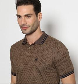 8a0cf17ab5 Camisa Gola Polo Bolinhas no Mercado Livre Brasil