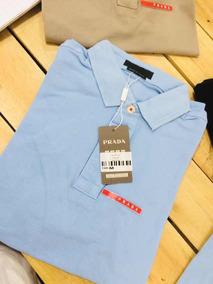 fc30197df Kit Camisas Polo Prada - Calçados, Roupas e Bolsas no Mercado Livre ...