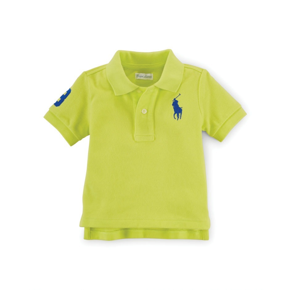 03ebbf1f8d camisa gola polo ralph lauren original infantil 3 a 24 meses. Carregando  zoom.