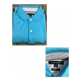 Camisa Gola Polo Tommy Original