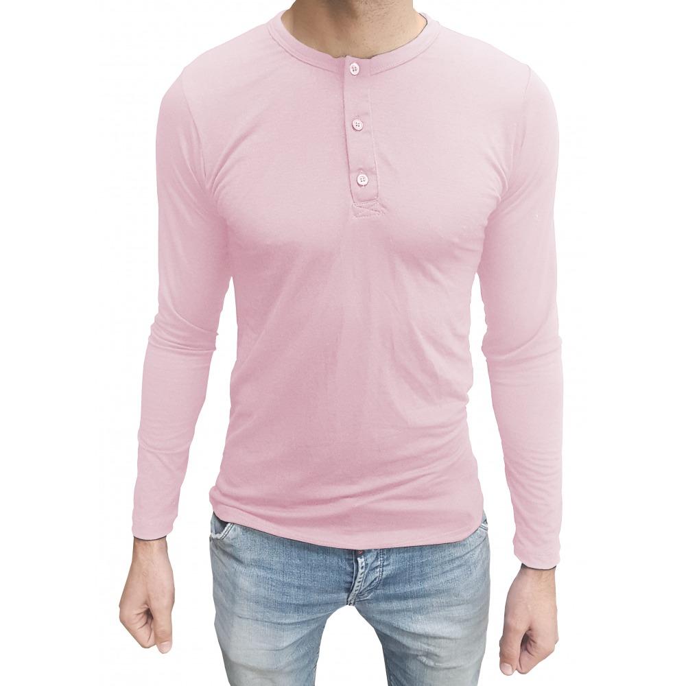 edcd95c5d3 camisa gola portuguesa manga longa masculina. Carregando zoom.