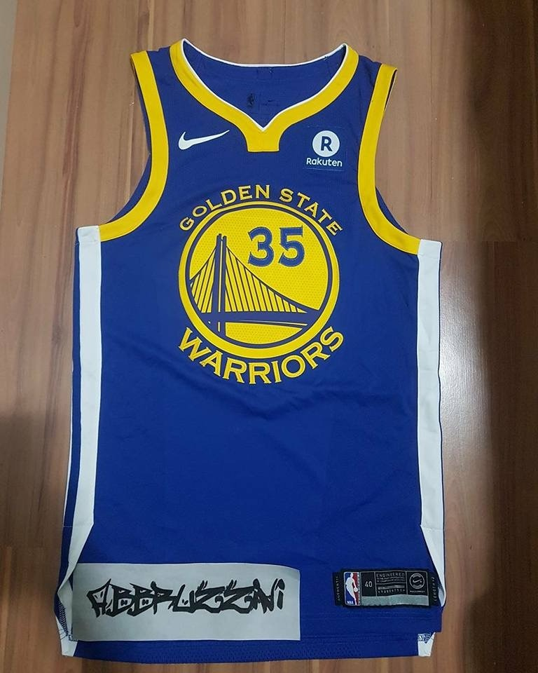 3bd2bb7c4 camisa golden state warriors  35 kevin durant nike authentic. Carregando  zoom.
