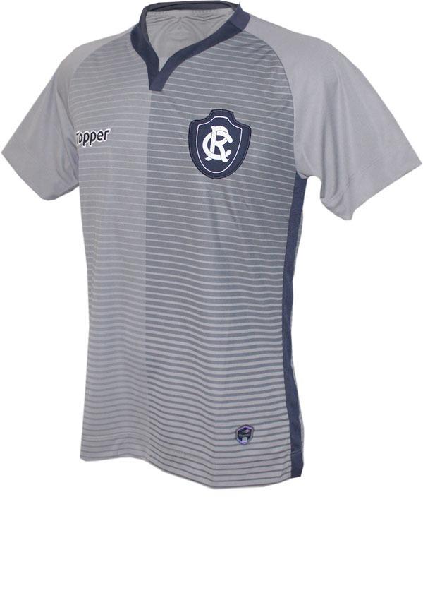 90757202f camisa goleiro 1 remo 2017 topper cinza original. Carregando zoom.
