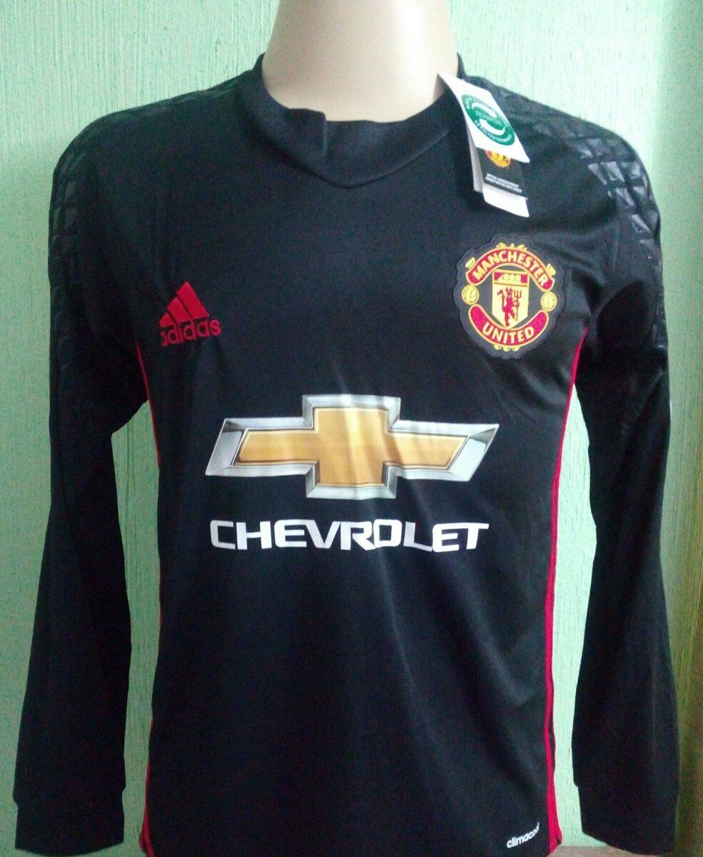 6833239186 camisa goleiro adidas manchester united. Carregando zoom.