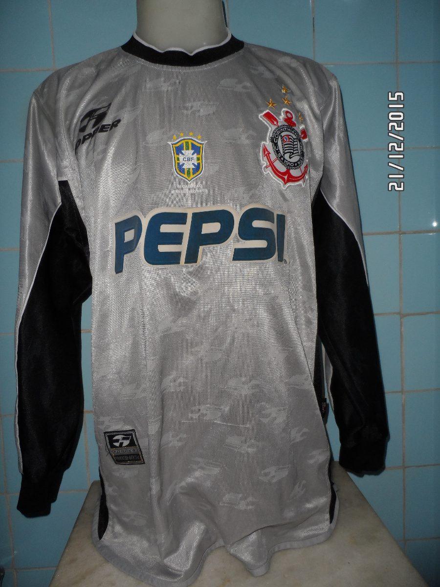 73f87be63e camisa goleiro dida corinthians 2002. Carregando zoom.