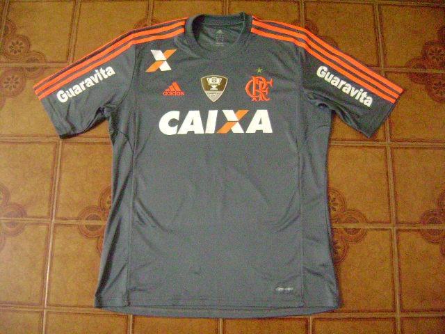 Camisa Goleiro Flamengo Cinza Jogo 1 Felipe G - R  200 6c83335e426a5
