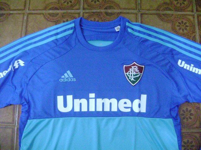 67bf7c121c6bf Camisa Goleiro Fluminense Azul 12 D. Cavalieri G - R  179