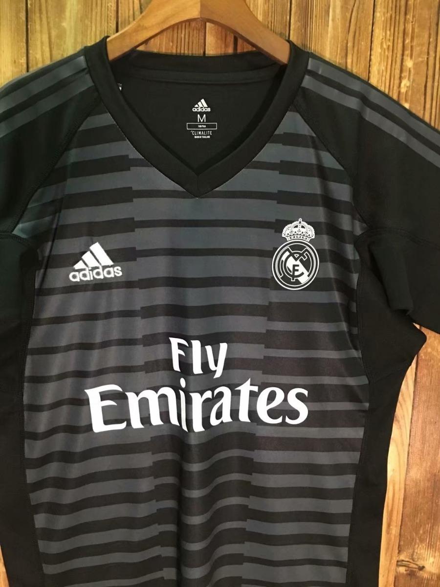 camisa goleiro real madrid 2018-2019 original - frete gratis. Carregando  zoom. cfe5419db916a
