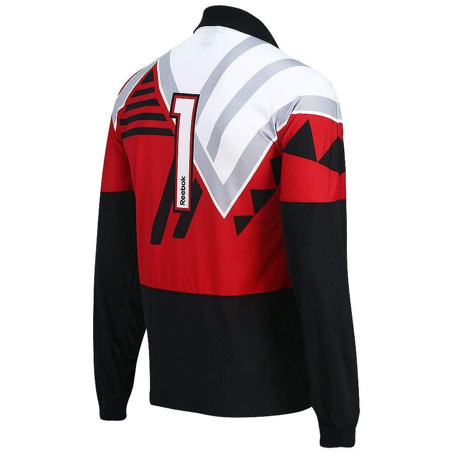 fd0102c97 camisa goleiro são paulo reebok retro zetti rogerio ceni. Carregando zoom.