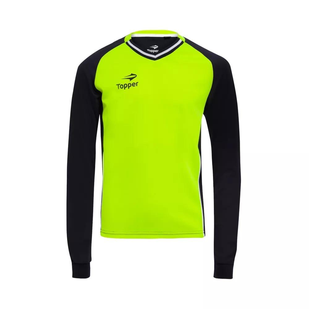 camisa goleiro topper infantil futsal handball futebol. Carregando zoom. 02344d0f3c26e