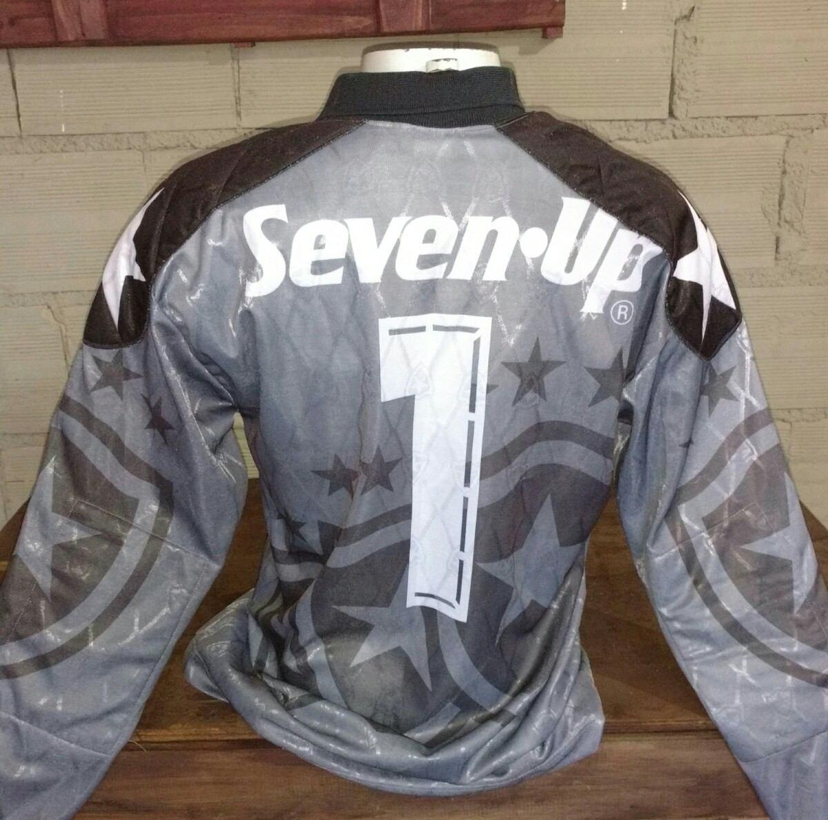 ad505c25d37d8 camisa goleiro wagner botafogo 1996 campeã teresa herrera. Carregando zoom.