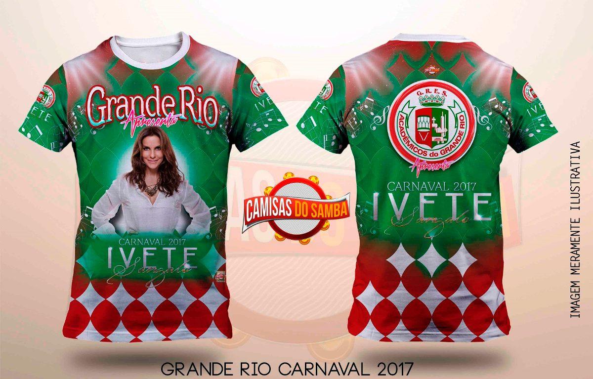 Camisa Grande Rio  7a050eb9338f4