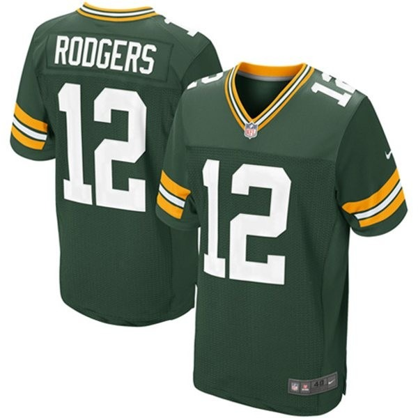 Camisa Green Bay Packers Nfl Aaron Rodgers - Pronta Entrega - R  199 ... 117315dc02c53